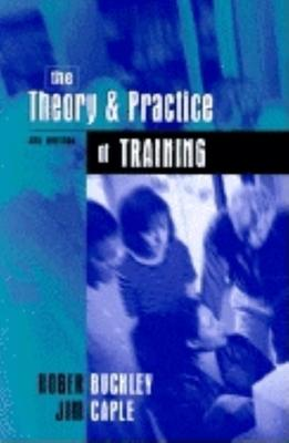 THEORY AND PRACTICE OF TRAINING 4TH EDITION
