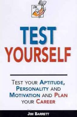 TEST YOURSELF:APTITUDE PERSONALITY&CAREER