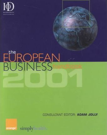 EUROPEAN BUSINESS HANDBOOK 2001