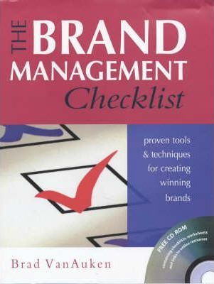THE BRAND MANAGEMENT CHECKLIST