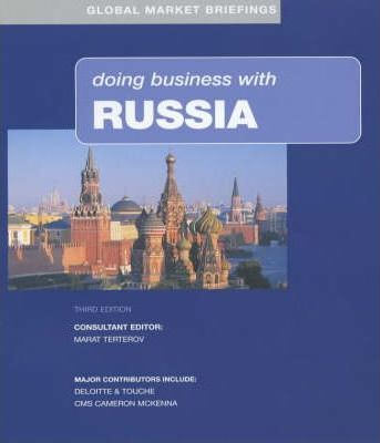 DOING BUSINESS WITH RUSSIA 3RD EDITION