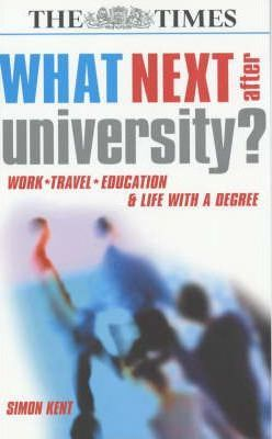 WHAT NEXT AFTER UNIVERSITY?