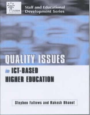 ENSURING QUALITY IN ICT BASED HE