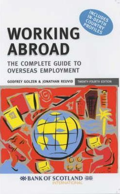 WORKING ABROAD 24TH EDITION