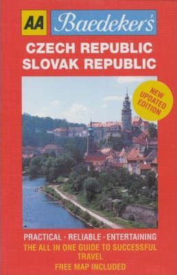 Baedeker's Czech and Slovak Republic