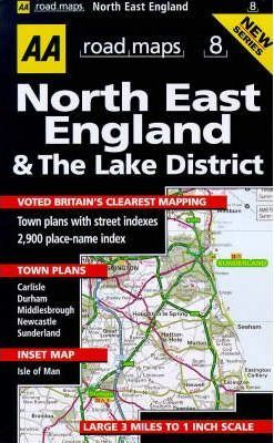 North East England and the Lake District