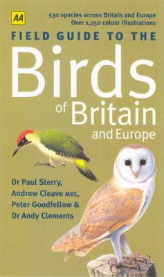 Automobile Association Field Guide to the Birds of Britain and Europe