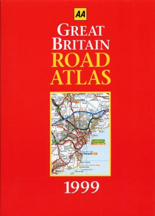 Great Britain Road Atlas 1999