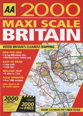 Maxi Scale Atlas of Britain 2000