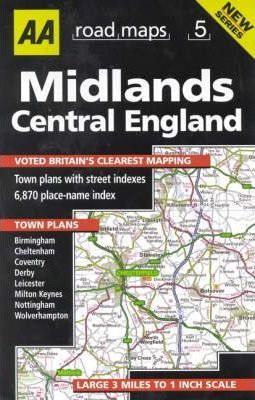 Midlands and Central England