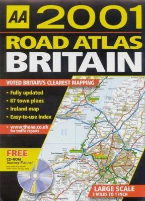 Road Atlas Britain 2001