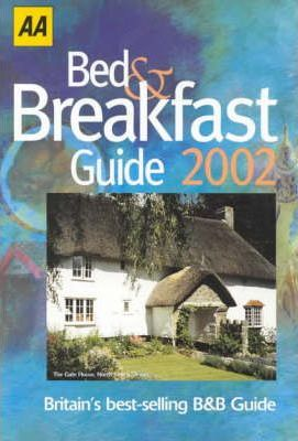 Bed and Breakfast Guide 2002