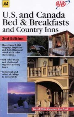 AAA US and Canada Bed and Breakfasts and Country Inns