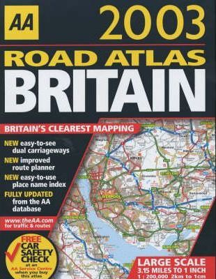 Road Atlas Britain 2003