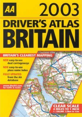 Driver's Atlas of Britain 2003