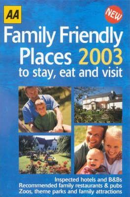 Places to Stay, Eat and Visit 2003