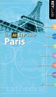 AA Key Guide Paris