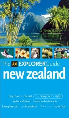 AA Explorer New Zealand