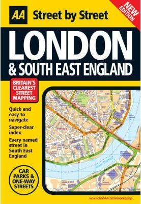 AA Street by Street London and the South East