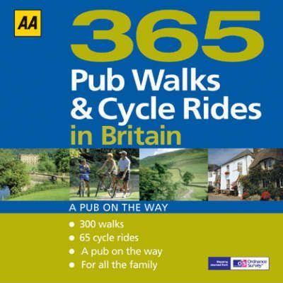 AA 365 Pub Walks and Cycle Rides