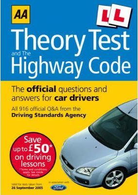 AA Driving Test Theory and Highway Code