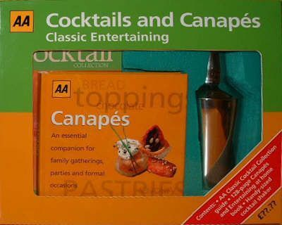 AA Cocktails and Canapes Kit