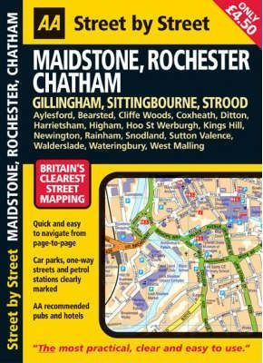Maidstone, Rochester and Chatham