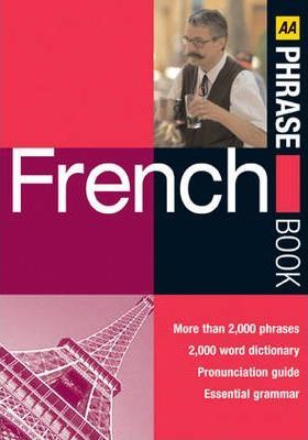 AA French Phrase Book