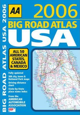 AA Big Road Atlas USA 2006