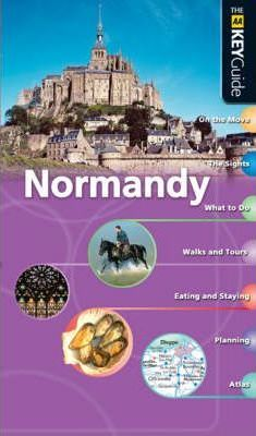 AA Key Guide Normandy
