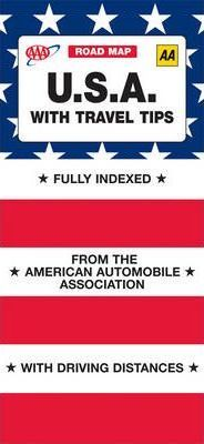 AAA Map USA with Travel Tips