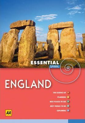 AA Essential Spiral England