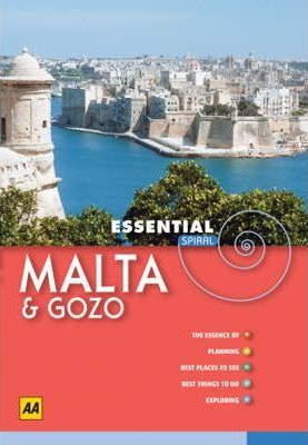 AA Essential Spiral Malta and Gozo