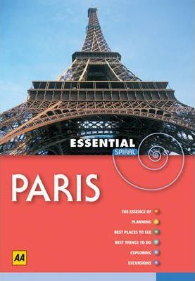 AA Essential Spiral Paris