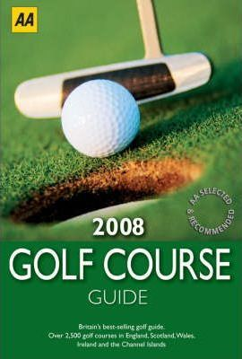 AA Golf Course Guide 2008