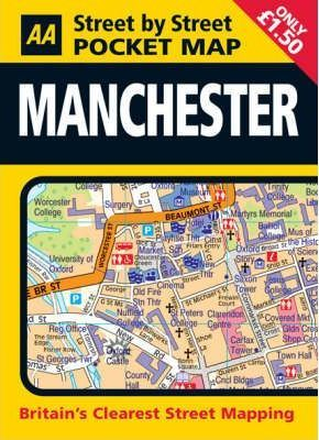 Pocket Map Manchester