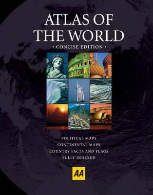 AA Concise Atlas of the World