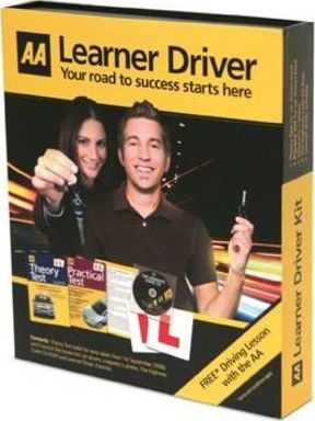 The AA Learner Driver Kit