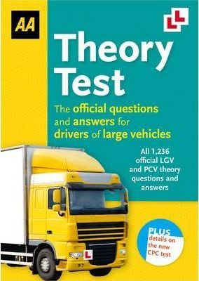 Theory Test for Large Vehicle Drivers