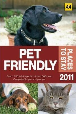 AA Pet Friendly Places to Stay 2011