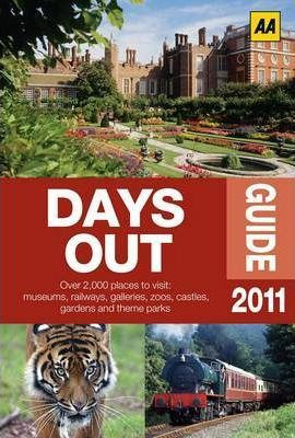 The Days Out Guide 2011