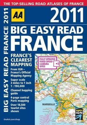 AA Big Easy Read France 2011