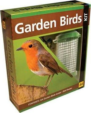 AA Garden Birds Kit