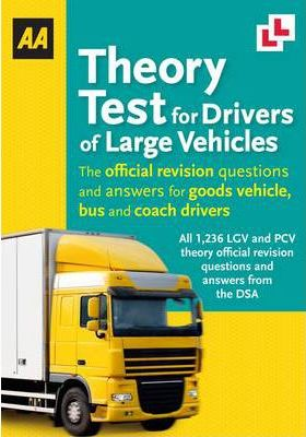Theory Test for Drivers of Large Vehicles: AA Driving Test