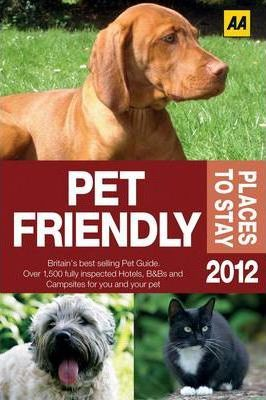 Pet Friendly Places to Stay 2012