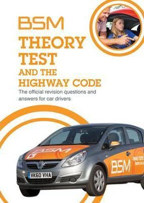 BSM Theory Test and the Highway Code