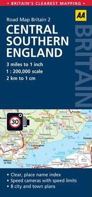 2. Central Southern England
