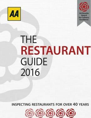 AA Restaurant Guide 2016