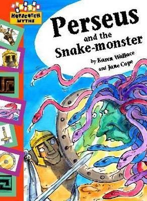 Hopscotch: Myths: Perseus and the Snake-haired Monster