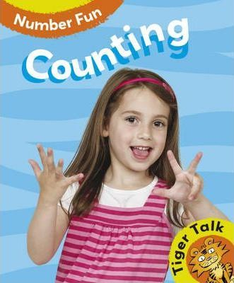 Tiger Talk Number Fun-Counting